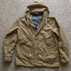 Folk Clothing Men's Lightweight Parka Jacket